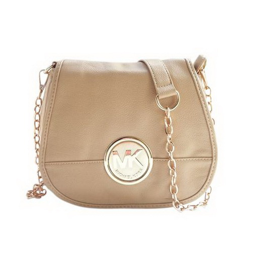 5cd7a68029af Quality Guarantee Michael Kors Fulton Pebbled Logo Large Apricot Crossbody  Bags Ou Archives - Buy Popular Michael Kors Handbags For a Cheap Price