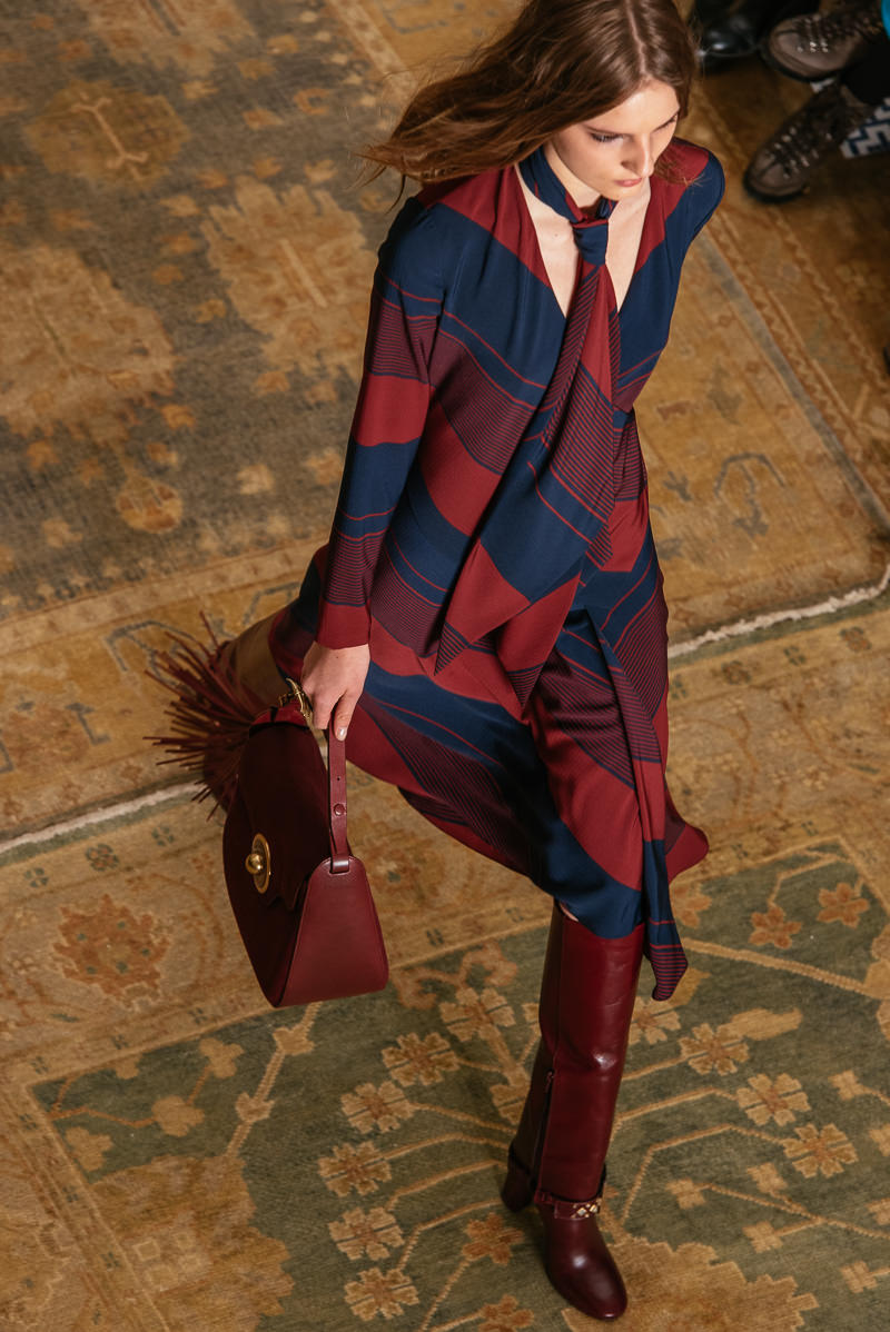 Tory Burch Fall/Winter '15 (6)
