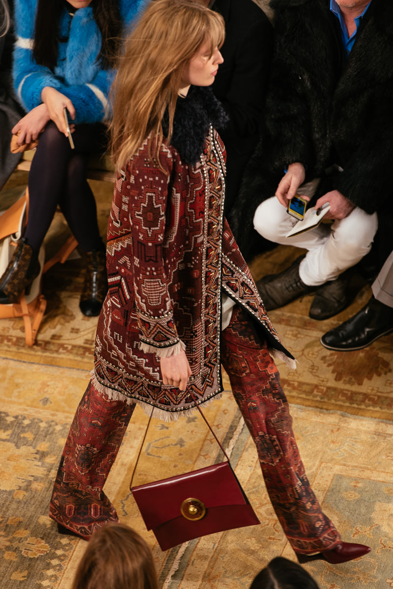 Tory Burch Fall/Winter '15 (8)