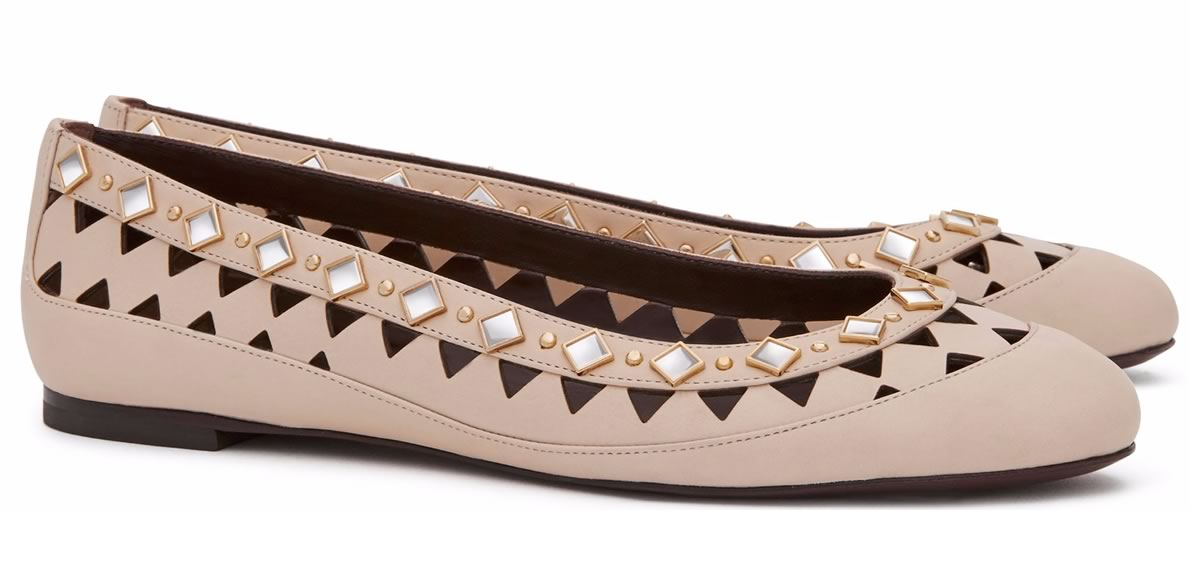 Tory Burch Kingsbridge Ballet Flat