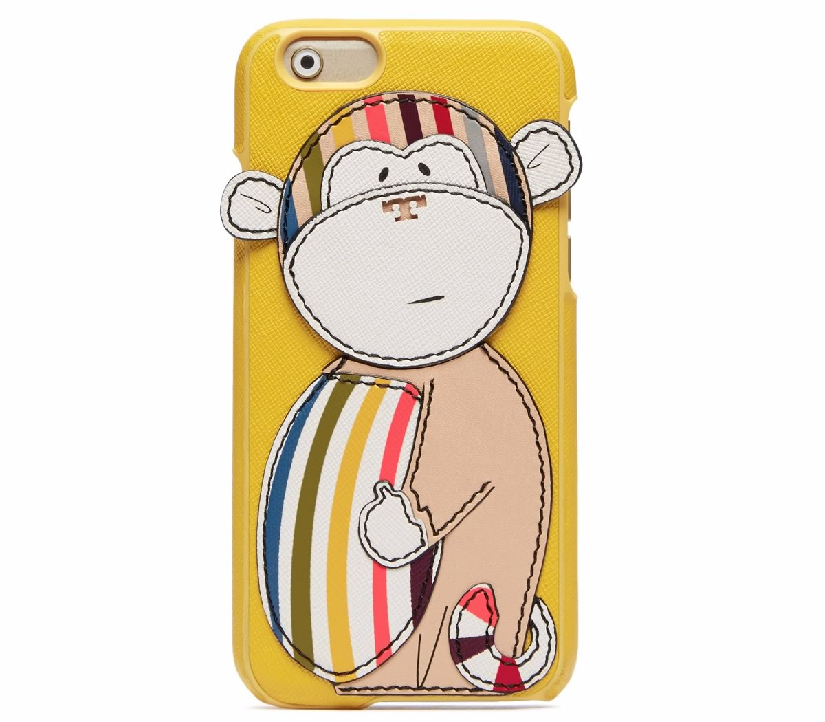 Tory Burch Monkey Applique Case for iPhone 6