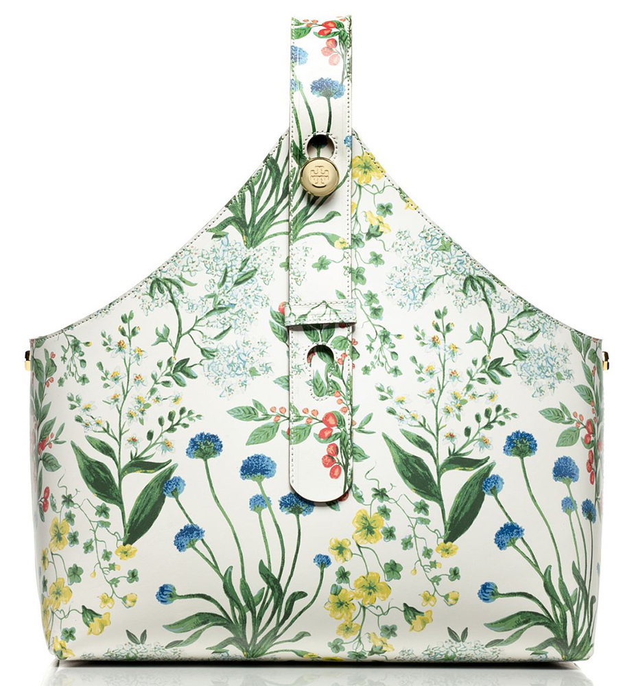 Tory Burch Printed Garden Tote